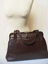 Vintage Damentasche Leder Tasche Handtasche Schultertasche Clutch Shopper Bag