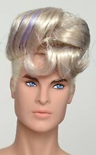 """Callum Windsor 12"""" NUDE Doll Color Infusion In The Mix Fashion Royalty NEW"""
