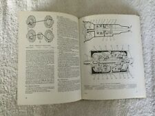 Workshop manual for Triumph 2000 Mk1