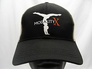 MODALITY X - ECONSCIOUS - ADJUSTABLE SNAPBACK BALL CAP HAT!