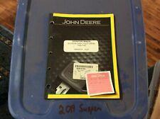 John Deere 3010 Diesel tractor OMR28876 operator's manual
