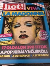 Madonna 8 Magazine Bundle Rebel Heart MDNA Skin