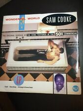 "Sam Cooke - Wonderful World - 12"" Vinyl Single - PT 49872"