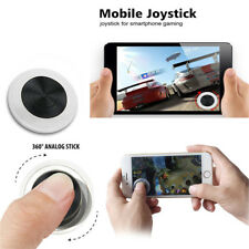 Untra-thin Mobile Joystick Games Stick Controller For Touch Screen Phone Tablets