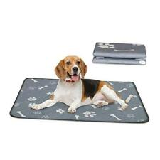 New listing Washable Dog Pee Pads, Waterproof Reusable Puppy Pad, Super Absorbent Pet Pee Pa