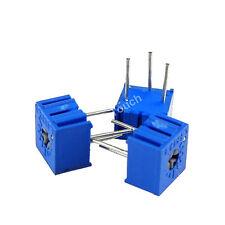 10pcs 10 ohm 3362P Trim Pot Trimmer Potentiometer 3362 P100 10R