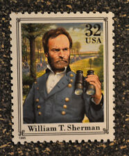 1995US   #2975q  32c Civil War - William T Sherman  Mint NH  VF  union general