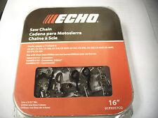 "(3 PACK) GENUINE OEM ECHO 16"" CHAIN CS 370 360T 346 3450 345 Part # 91PX57CQ"