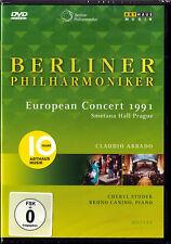 DVD ABBADO European Concert 1991 MOZART Cheryl Studer Symphony 29 35 Haffner NEU
