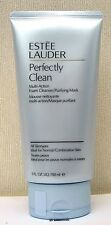 ESTEE Lauder Perfectly Clean Multi Azione Schiuma CLEANSER / PURIFICATORE MASK - 150ml