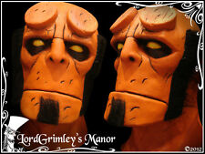 Officially Licensed Dark Horse Comics Hellboy Halloween Mask Prop Monster