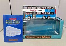 CSM - 1:76 DIECAST - BOSCH - DENNIS DRAGON D/DECKER BUS - BOXED