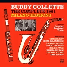 Buddy Collette The Complete 1961 Milano Sessions + Unreleased Tracks