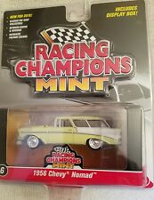 1956 CHEVY NOMAD Racing Champions MINT 2016 Series