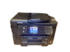 Epson WorkForce WF-3540 Wireless All-in-One Color Printer!! Tested!!!