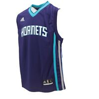 Charlotte Hornets Kids Youth Size Official NBA Adidas Jersey New With Tags