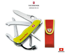 Victorinox Swiss Army Knife 111mm Pocket Rescue Tool One Hand 0.8623.MWN