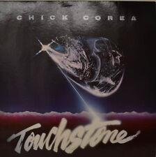 CHICK COREA- PIERRE DE TOUCHE - WBK 57015 STÉRÉO LP (X482)