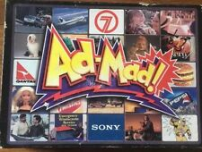 Ad-Mad Board Game