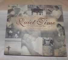 Boxed QUIET TIME 8 CD Collector Set Classical Music by New World Symphony Orches