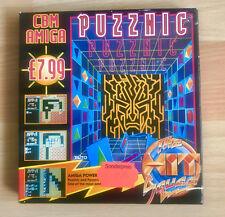 PUZZNIC ( The HIT Squad ), Spiel: AMIGA/Commodore/OVP/Boxed/TOP erhalten