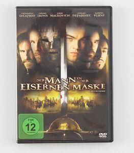 Der Mann in der eisernen Maske (1998) - Neuauflage [DVD] Film Drama