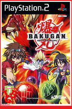 BAKUGAN BATTLE BRAWLERS Ps2 sous Blister Jeu video Playstation 2 # NEUF #
