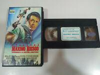 MAXIMO RIESGO SYLVESTER STALLONE - VHS Cinta Español - 2T