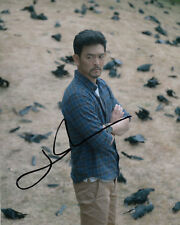 John Cho authentic signed Star Trek 10x8 photo AFTAL & UACC In person [15200]