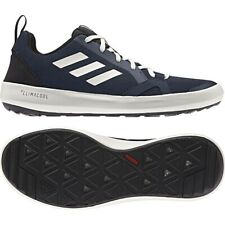 NEW Mens ADIDAS Terrex CC Climacool Boat Shoes BC0507 Navy White Size 13