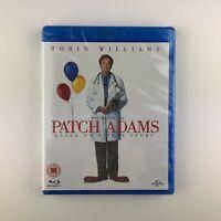 Patch Adams (Blu-ray, 2016) *New & Sealed*