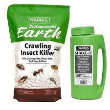 64 oz. (4lb) Diatomaceous Earth Crawling Insect Killer with Shaker Applicator