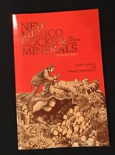New Mexico Rocks & Minerals The Collecting Guide Frank S. Kimbler With Maps