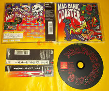 MAD PANIC COASTER Ps1 Versione NTSC Giapponese ○○○ USATO - AJ