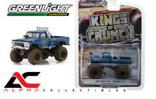 GREENLIGHT 49010-A 1:64 1974 FORD MONSTER TRUCK BIGFOOT DIRTY VERSION