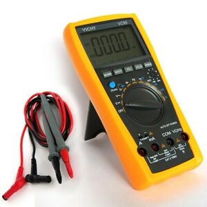 VC99 3 6/7 Auto Range Digital Multimeter resistance thermometer capacitance