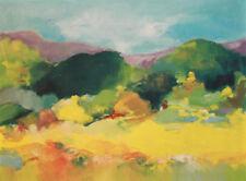 European art fauvist oil painting landscape