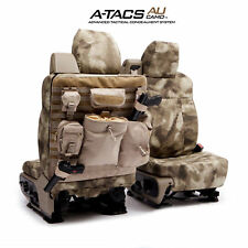 Coverking A-TACS Arid Urban Camo Tactical Seat Covers for Chevy Silverado 1500