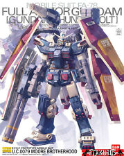 Full Armor Gundam Thunderbolt MG Master Grade Scale 1/100 Model Figure Bandai