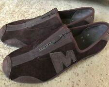 Womens MERRELL Brown Suede Shoes 8.5M