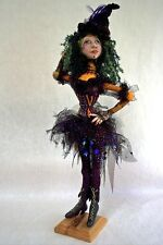 """*New* Cloth Art Doll Cd Pattern """"Don't Hate Me Because I'm Beautiful"""" On Sale!"""