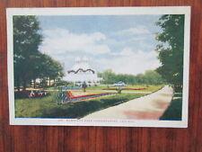 Vintage Postcard - Chicago, Illinois - Humboldt Park Conbservatory