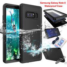 Samsung Galaxy S9 Note8 S8 Slim Waterproof Shockproof Dirt Proof Full Case Cover