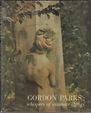 Gordon Parks : Whispers of Intimate Things (1971) HC/DJ 1ST/1ST~POETRY~PHOTOS