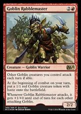 MTG MAGIC 1x AGITADOR TRASGO / GOBLIN RABBLEMASTER PROMO FOIL  ESPAÑOL SPANISH
