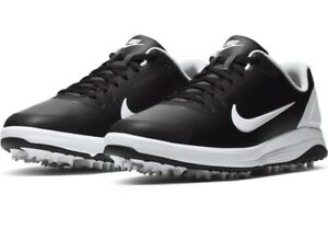 Nike Infinity G Golf Shoe CT0531 Men's Size Wide Black/White
