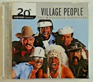 "BEST OF CD ■  VILLAGE PEOPLE inc. YMCA (ORIGINAL MAXI 12"" REMIX)"