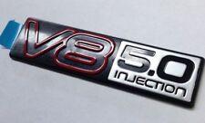 VN SS Boot Garnish 5.0 Litre Injection Badge Decal VG V8 Genuine New 92035338