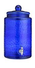 Classic Beverage Drink Dispenser Hammerd Durable Glass Vintage Blue 3 Gallon