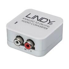 Lindy estéreo analógico para conversor de audio digital SPDIF